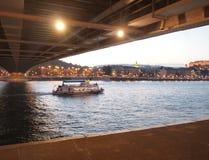 Elizabeth Bridge stockfotografie