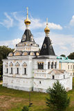 Elizabeth church in Dmitrov Kremlin, Russia Stock Image