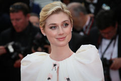 Elizabeth Debicki. Attends the 'Macbeth' Premiere during the 68th annual Cannes Film Festival on May 23, 2015 in Cannes, France Royalty Free Stock Image