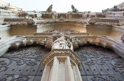 Elizabeth dome's north portal Royalty Free Stock Photos