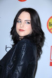 Elizabeth Gillies Royalty Free Stock Photography