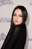 Elizabeth Gillies,Justin Bieber Royalty Free Stock Photo