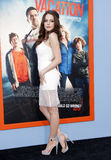 Elizabeth Gillies Royalty Free Stock Photos