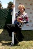 Elizabeth Glaser,Cloris Leachman Royalty Free Stock Images