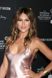 Elizabeth Hendrickson arrives at the 2012 Daytime Emmy Awards Stock Images
