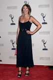 Elizabeth Hendrickson arrives at the ATAS Daytime Emmy Awards Nominees Reception Stock Images
