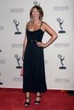 Elizabeth Hendrickson arrives at the ATAS Daytime Emmy Awards Nominees Reception Stock Images