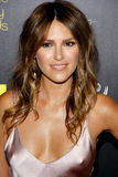 Elizabeth Hendrickson. At the 39th Annual Daytime Emmy Awards held at the Beverly Hilton Hotel in Beverly Hills on June 23, 2012 Royalty Free Stock Photography
