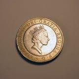 Elizabeth II Fotografia de Stock Royalty Free