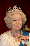 elizabeth ii drottning Arkivbild
