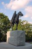elizabeth ii Ottawa królowej statua Zdjęcie Royalty Free