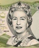 elizabeth królowa ii Zdjęcie Royalty Free