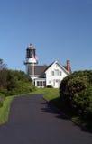 Elizabeth Lighthouse Royalty Free Stock Photos