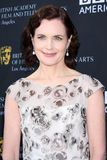 Elizabeth Mcgovern. LOS ANGELES - SEP 17:  Elizabeth McGovern arrives at the 9th Annual BAFTA Los Angeles TV Tea Party  at L'Ermitage Beverly Hills Hotel on Royalty Free Stock Photography