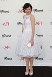 Elizabeth McGovern au prix à la réussite de durée d'AFI honorant Shirley MacLaine, studios de Sony Pictures, ville de Culver, CA 0 Photographie stock