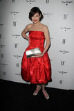 Elizabeth McGovern at the W Magazine Best Performances Issue Golden Globes Party, Chateau Marmont, West Hollywood, CA 01-13-12 Royalty Free Stock Images