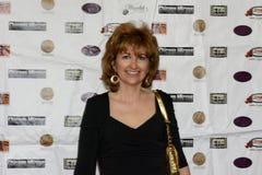 Elizabeth Nassal BIFF Red Carpet Royalty Free Stock Image