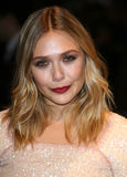 Elizabeth Olsen Stock Photo