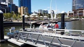 Elizabeth Quay, Perth, Australia occidental metrajes