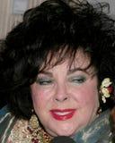 Elizabeth Taylor Στοκ Εικόνα