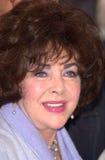 Elizabeth Taylor Royaltyfri Bild
