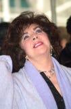 Elizabeth Taylor Royaltyfri Foto
