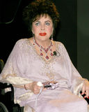 Elizabeth Taylor Fotografia Royalty Free