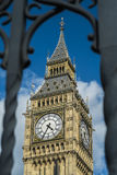 Elizabeth Tower and Big Ben Royalty Free Stock Images