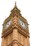 Elizabeth Tower or Big Ben Houses of Parliament Westminster Pala Stock Images