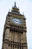 The Elizabeth Tower  (Big Ben) Royalty Free Stock Photo