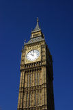 The Elizabeth Tower  (Big Ben) Royalty Free Stock Photos