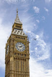 The Elizabeth Tower, Home of Big Ben Royalty Free Stock Images