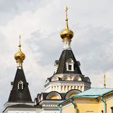 Elizabethan church in Dmitrov Kremlin, Russia Royalty Free Stock Image