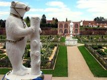 Elizabethan Garden, Kenilworth. Stock Images