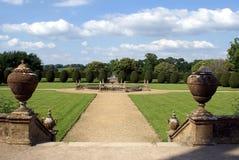 Elizabethan garden Stock Photography