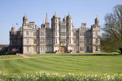 Elizabethan Manor Stock Photography