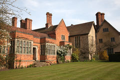 Elizabethan Manor House Royalty Free Stock Photos