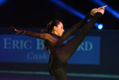 Elizaveta TUKTAMYSHEVA (RUS) Royalty Free Stock Photography