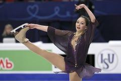 Elizaveta TUKTAMYSHEVA (RUS Fotografie Stock
