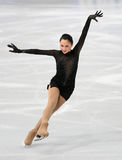 Elizaveta TUKTAMYSHEVA (RUS) short program Stock Images