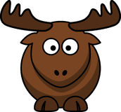 Elk, Animal, Brown, Mammals, Horns Stock Photo