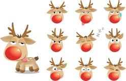 Elk icon Stock Photo