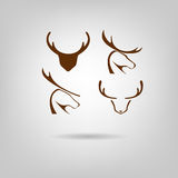 Elk logo Stock Photos