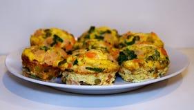 Elk ochtend gezond ontbijt Stock Afbeeldingen