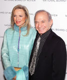 Elke Gazzara and Ben Gazzara Stock Image