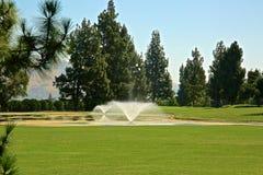 Elkins-Ranch-Golfplatz lizenzfreie stockfotos