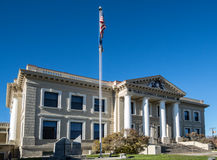 Elko County, Nevada historic courthouse Stock Photography