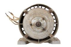 elkraft gammal isolerad motor Royaltyfri Bild
