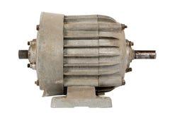 elkraft gammal isolerad motor Arkivfoton
