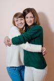 Ella es mi mejor amigo que puedo confiar en Imagen de archivo
